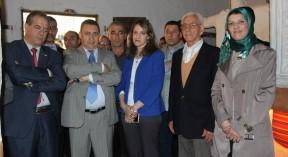 Visite du Ministre de la Jeunesse et des Sports M. Ould Ali El Hadi à la wilaya de Tizi Ouzou le Mardi 19 Avril 2016 à l'occasion de la Célébration du 36ème Anniversaire du Printemps Amazigh  (25)