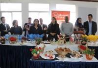 journées portes ouvertes sur l'école régionale des beaux arts d'Azazga 27 avril 2016 (1)