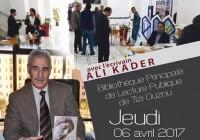 Affiche Ali Kader