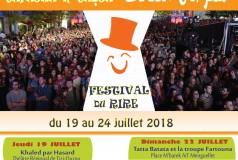festival du rire  2018