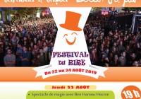 Festival du rire 2019