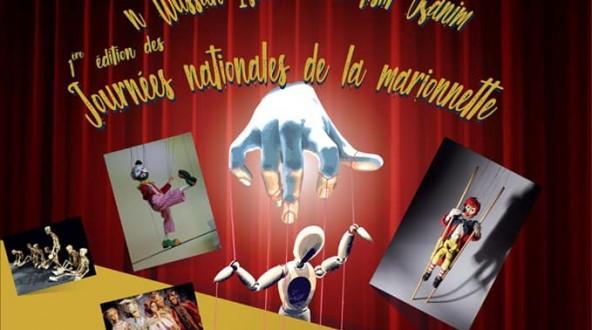 affiche marionnette 2019