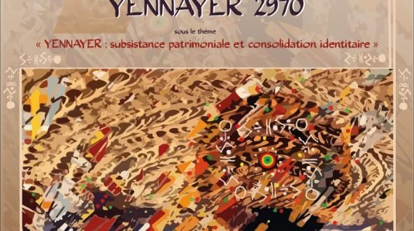 Affiche Yennayer 2970