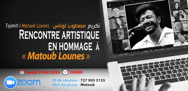 evenement zoom matoub